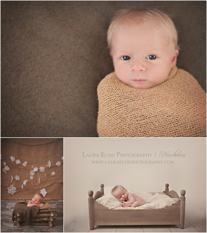 Connecticut Newborn Photographer | Laura Elyse Photography