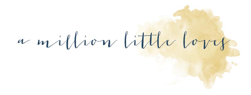 a million little loves