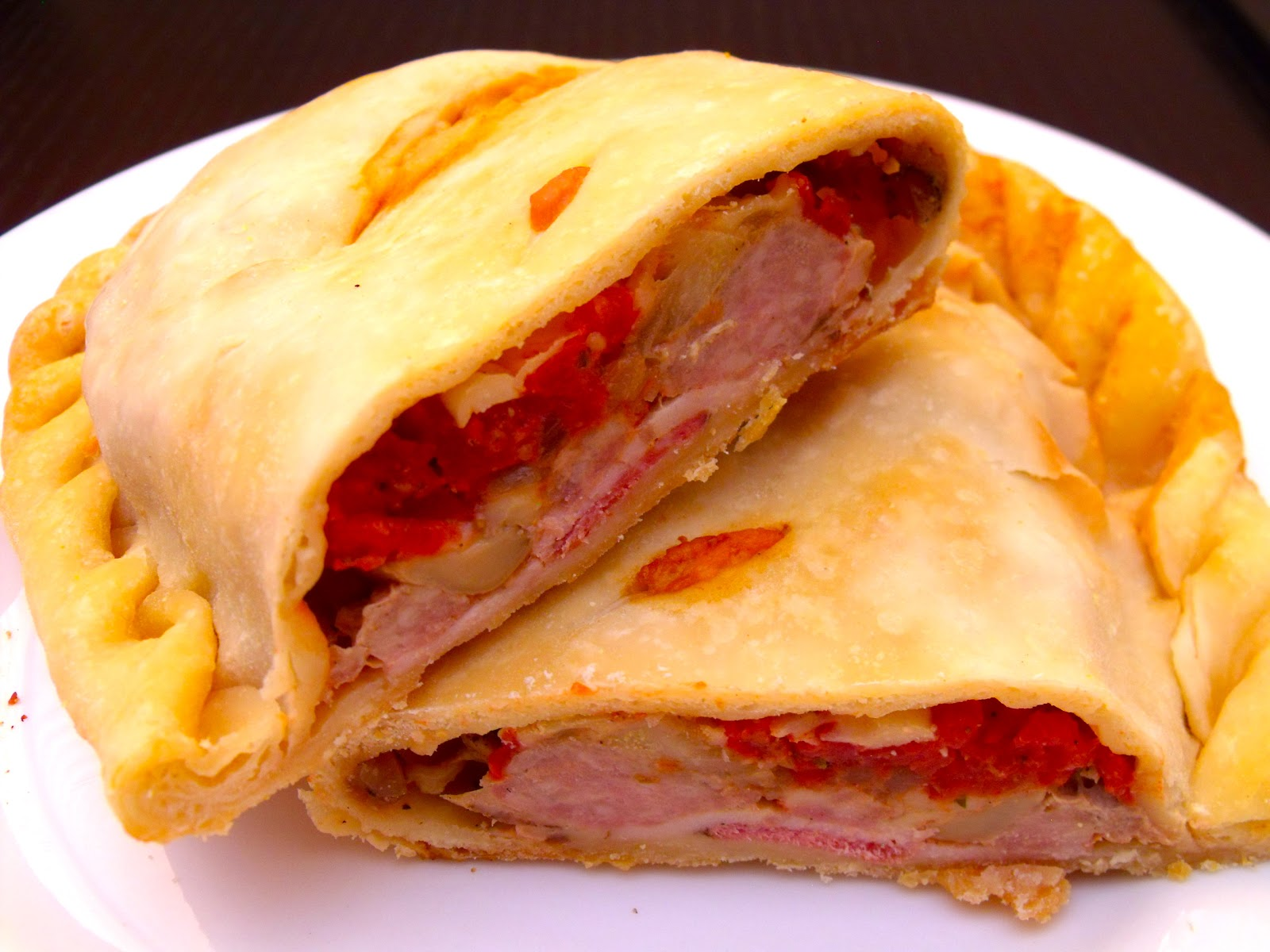 how to make a calzone at home
