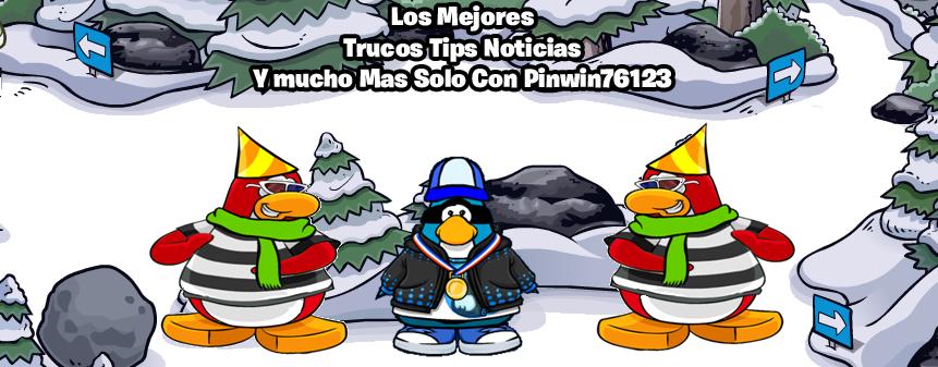 Trucos De Club Penguin Con Pinwin76123