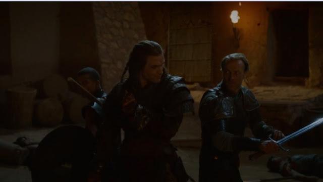 Jorah Daario Naharis y Gusano Gris - Juego de Tronos en los siete reinos