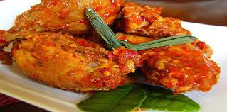 Resep dan Cara Pembuatan Rica Rica Ayam