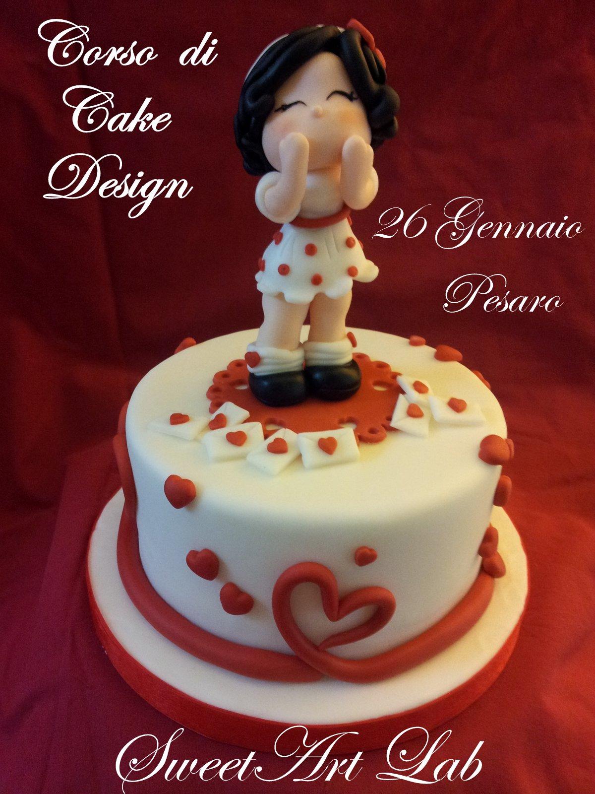 Michela barocci sugar artist corso di cake design modelling for Corso di designer