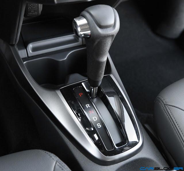Novo Honda City 2013 - cambio automatico
