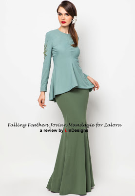 Popular picked dress for hari raya 2013