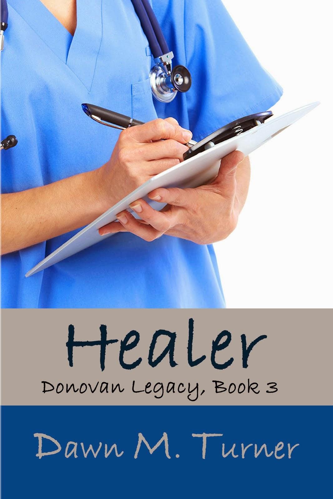 Healer - Donovan Legacy Book 3