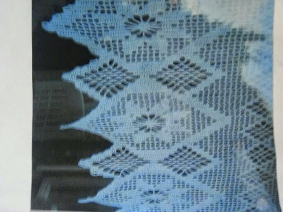 dat heb ik ooit gehaakt voor mijn eerste huis en ik heb het patroon altijd bewaard
