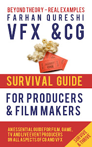 VFX Book Cover