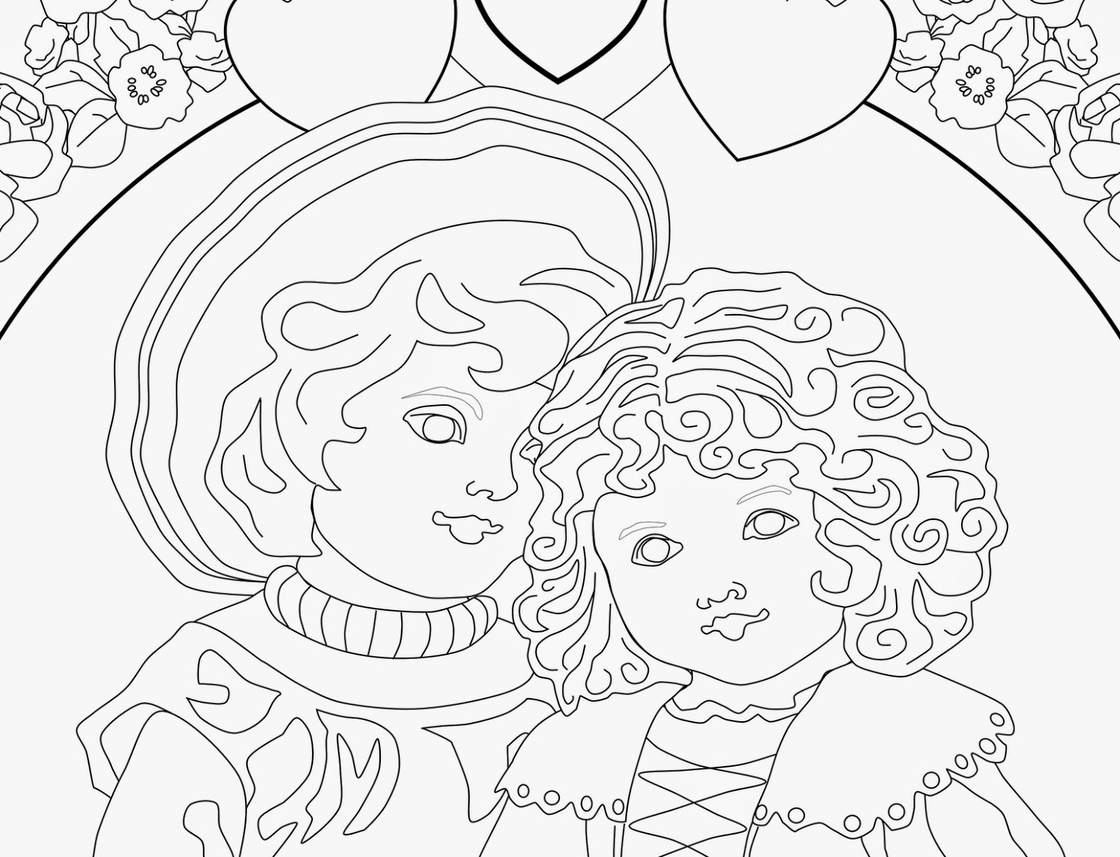 Abstract hard coloring pages 2015 paint images for teenagers for Abstract coloring pages free