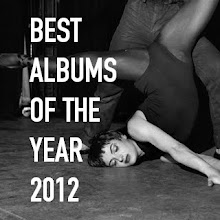 BEST ALBUMS OF 2012