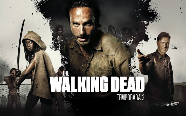 The Walking Dead 3ra Temporada – DVDRIP SUBTITULADO