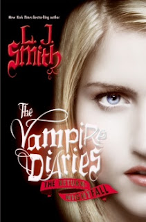 Vampire Diaries Nightfall cover