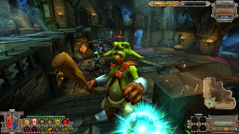 Dungeon Defenders Eternity PC