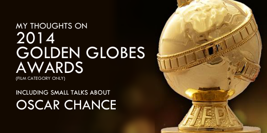 2014 Golden Globe Awards