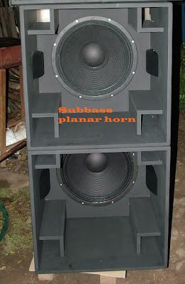 Contoh Bentuk Box Speaker Lapangan