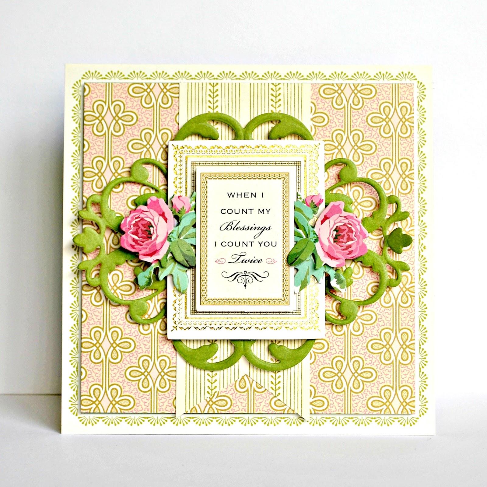 Card Crafting Dies