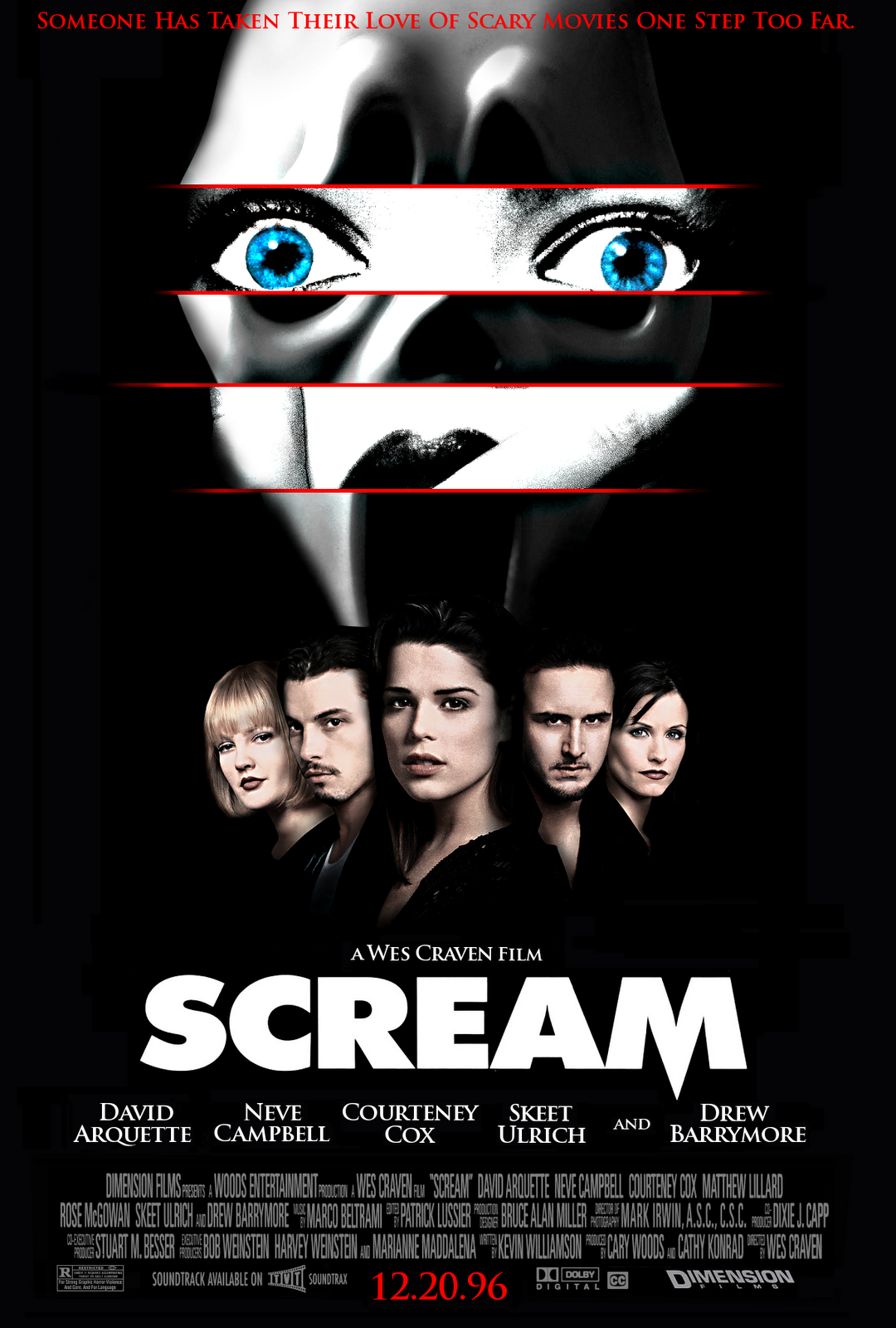 an analysis of the slasher movie scream