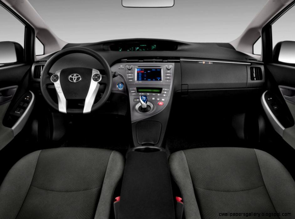 2013 Toyota Prius Interior