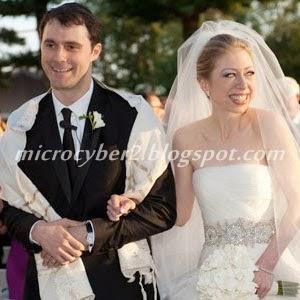 Chelsea Clinton dan Marc Mezvinsky