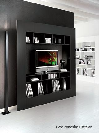 fotos de centros de entretenimiento para tv - Centros de Entretenimiento Bodega de Muebles