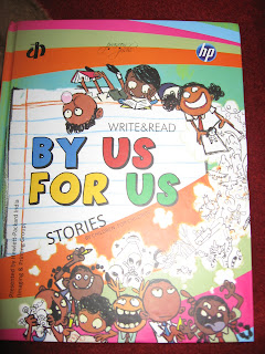 Review for By Us, For Us book on SS Storyteller Blog