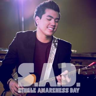 Joseph Vincent – S.A.D. (Single Awareness Day) Lyrics | Letras | Lirik | Tekst | Text | Testo | Paroles - Source: musicjuzz.blogspot.com