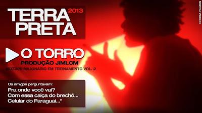 "Terra Preta disponibiliza para Download sua nova musica ""O Torro"""