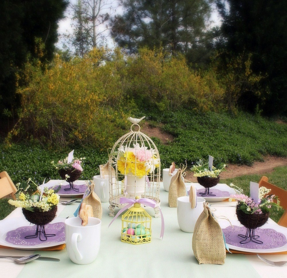 Easter Spring Brunch Ideas