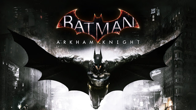 Batman : Arkham Knight Cover