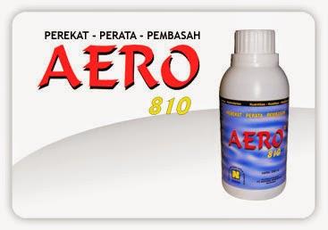 budidaya tembakau organik aero-810 perekat perata pembasah