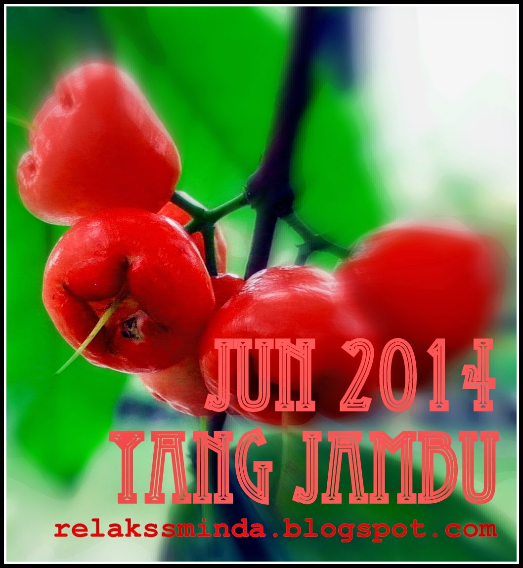 Prestasi Blog Jun 2014