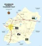 Peta Madiun
