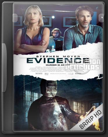 Evidence (BRRip HD Inglés Subtitulada) (2013)