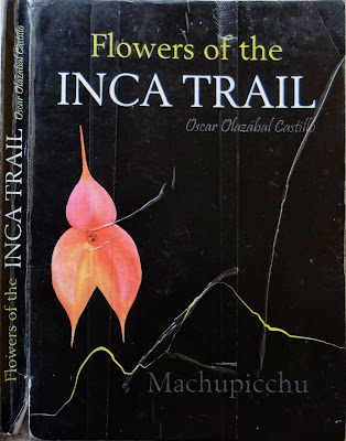 Flowers of the Inca Trail Book