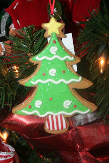 Cookie Tree Ornament