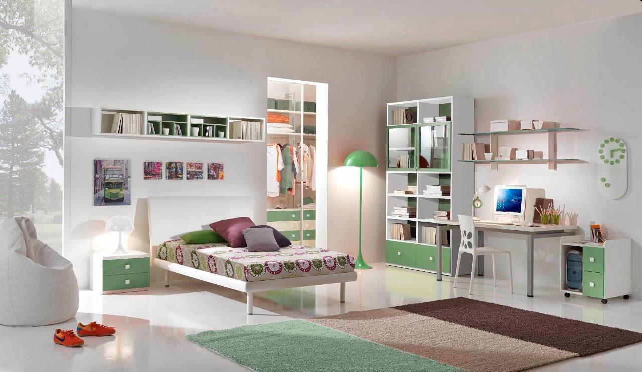 Photo chambre fille moderne chambre de fille - Chambre de fille moderne ...