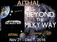 Beyond the Milky Way Giveaway Blitz
