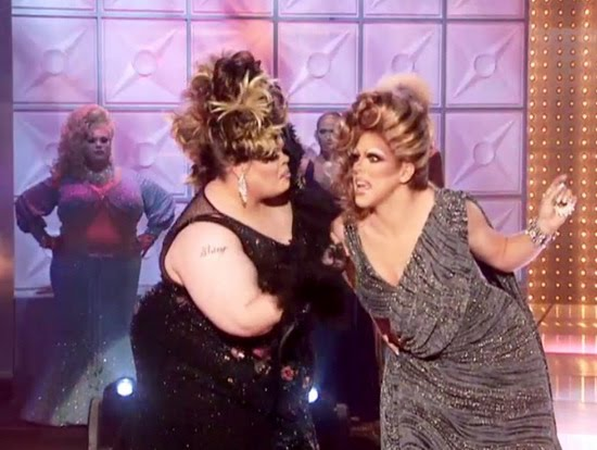 Meeting In The Ladies Room Drag Race