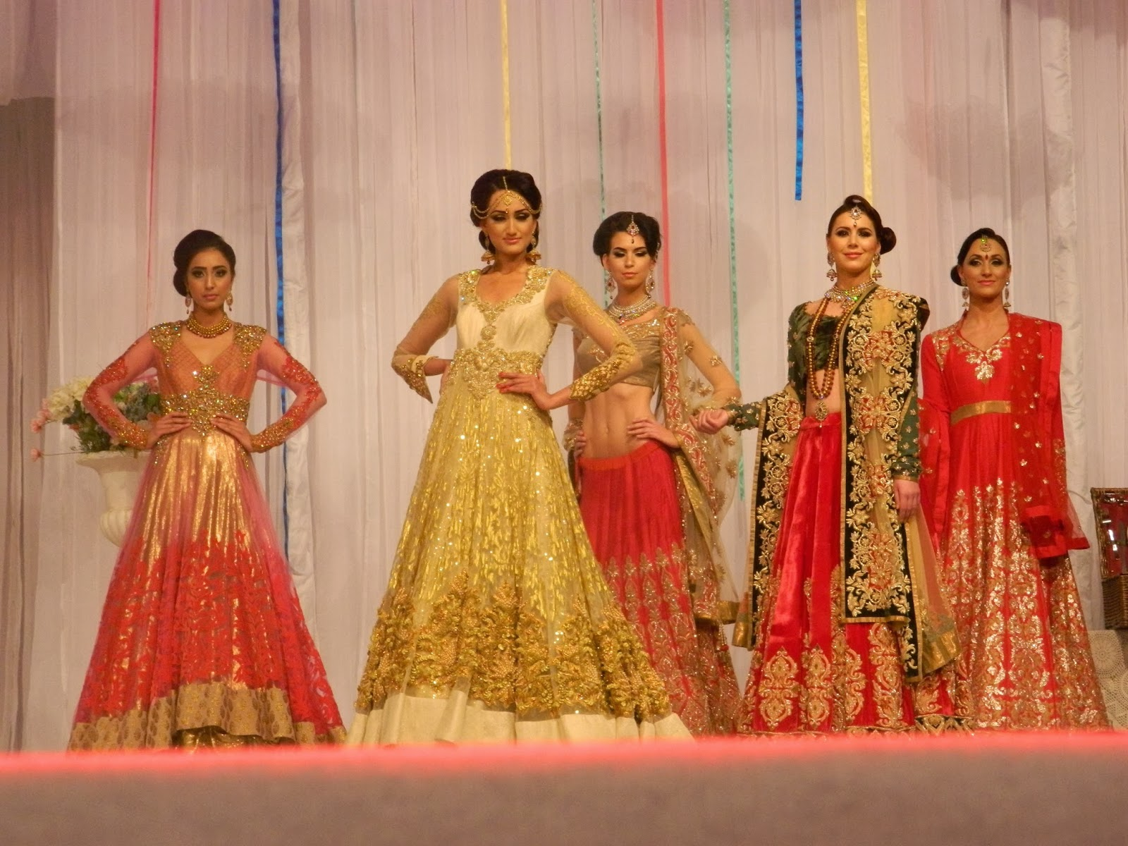 Asian Bride Live Birmingham Fashion Show #1 - Asian Wedding Ideas