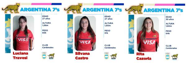 Buscarán la clasificación a Río 2016