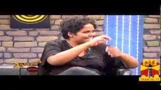 Thenali Darbar – Singer Ramya NSK 29.09.2013 Thanthi TV