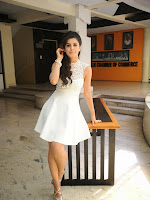 Isha Talwar Glamorous photos in white-cover-photo