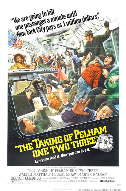The Taking of Pelham One Two Three poster