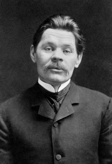 Maxim Gorki Zitate
