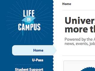 Life On Campus Sidebar Nav