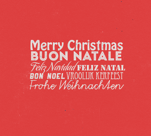 Resultado de imagem para feliz natal feliz navidad merry christmas