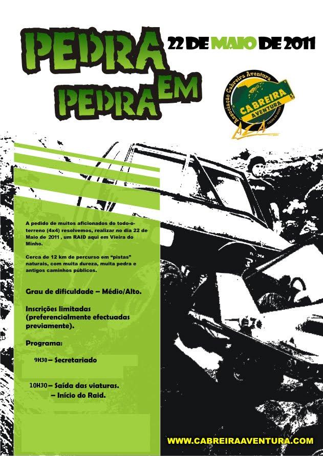 2º Pedra em Pedra, 22 Maio 2011 Pedra%2Bem%2Bpedra%2B2011