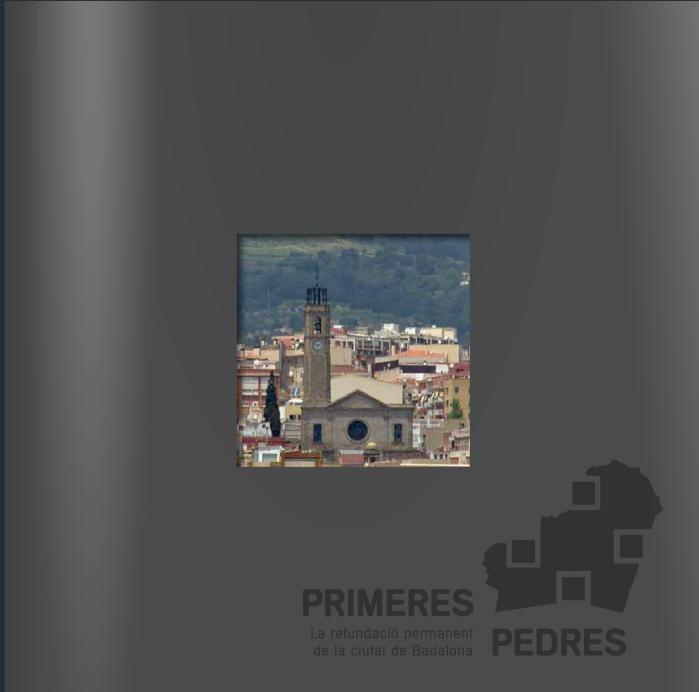 Primeres Pedres (el llibre)