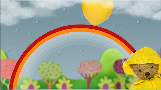 Juegos Ed.infantil el arcoiris