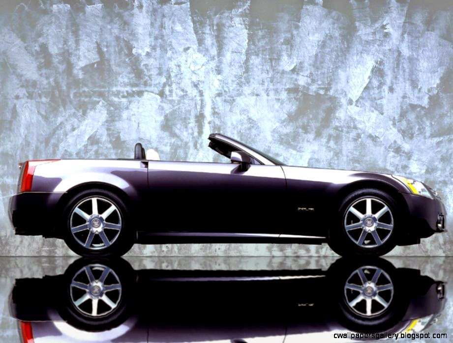 Cadillac XLR Roadster Convertible Luxury Sports Car Wallpapers